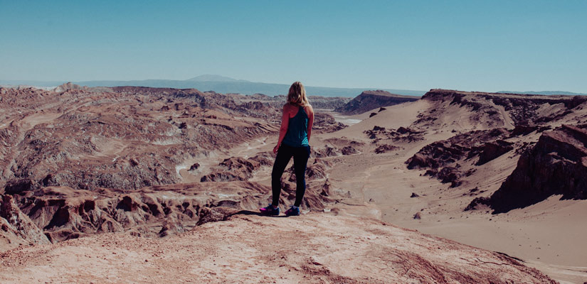 girl in the moon valley