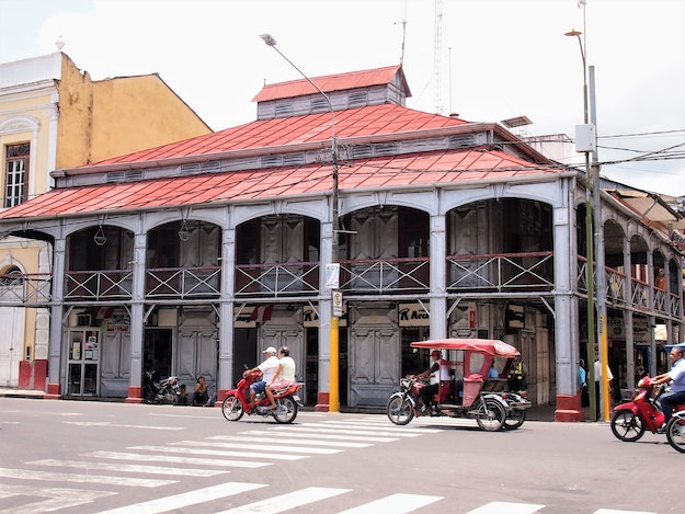 Fierro House Iquitos City