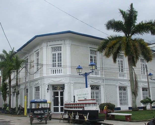 Morey Arias House iquitos city