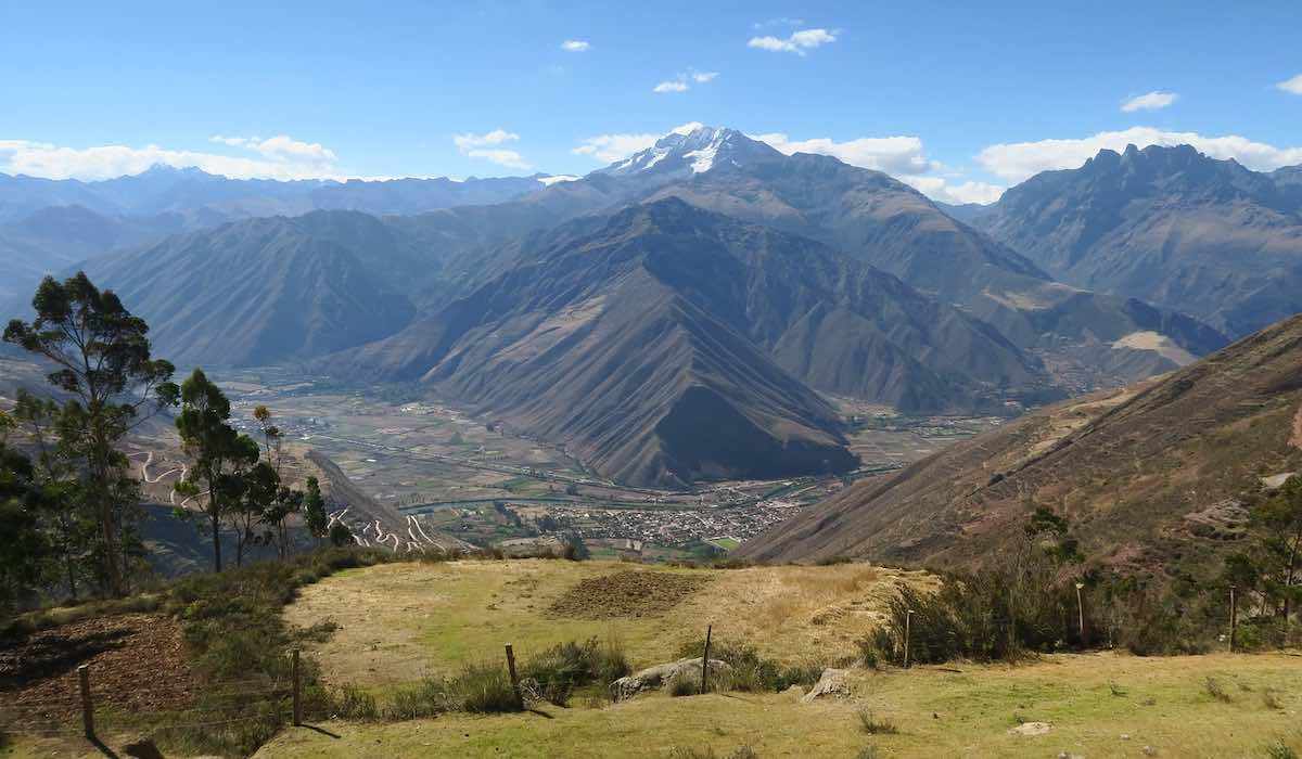 Sacred Valle tour from Machu Picchu to Pisac