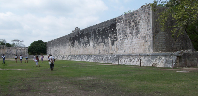 Great Ball Game in Chichen Itza