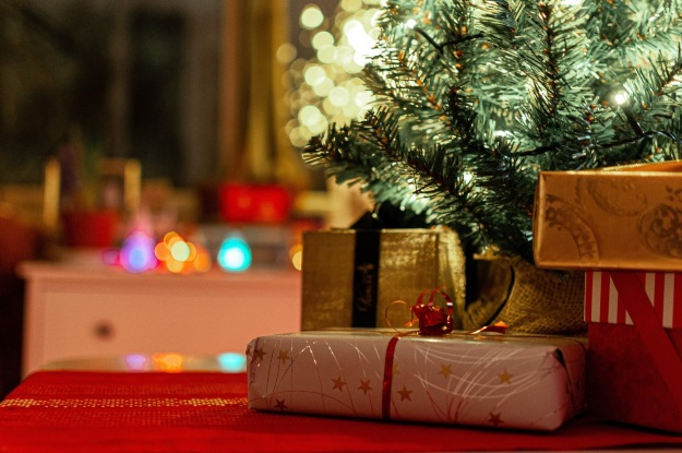 Christmas presents in the usa
