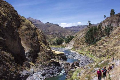 how to visit the colca canyon