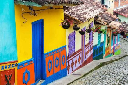 Visit Colombia in 12 days