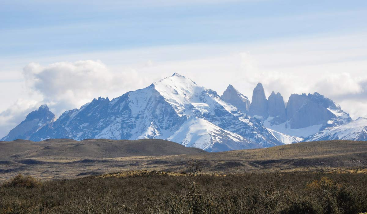 places to see in torres del paine