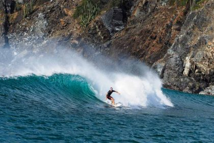 where to surf in costa rica
