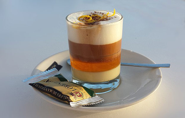 barraquito typical of tenerife