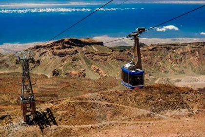 Cable car teide price and opening times