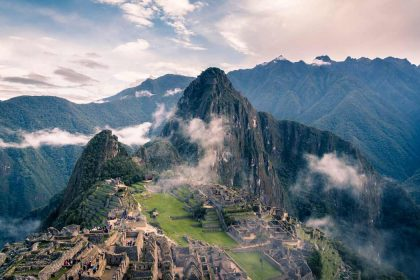 how old is machu picchu