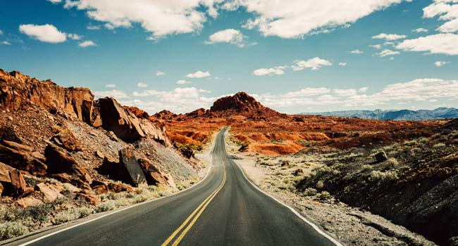 road in the united states