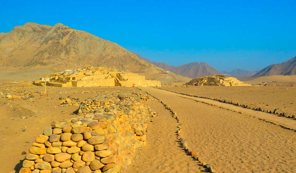 ancient city of caral