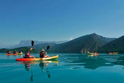 Best places to kayak in Spain
