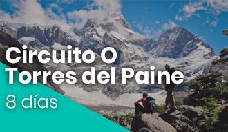 Tour Torres del Paine Circuito O Howlanders